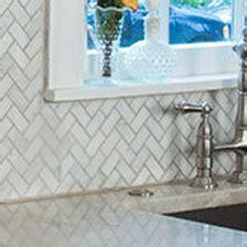herringbone backsplash tile home depot kitchen tile