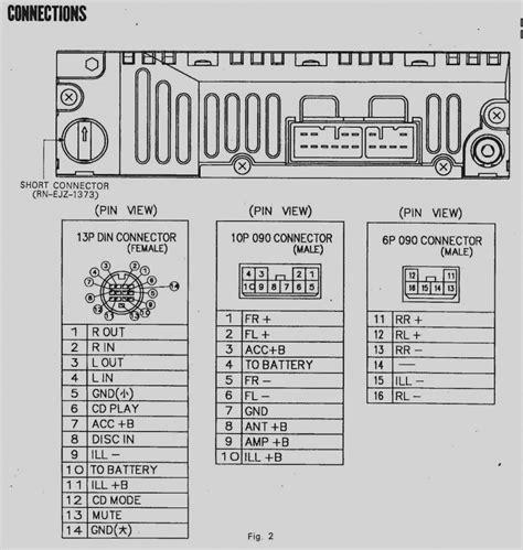 Toyota Camry Radio Wiring Diagram Free