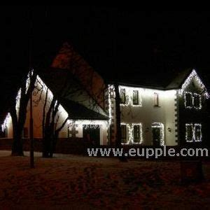china led christmas light led icicle light eaves l