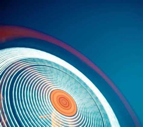 wallpaper biru keren postwallpapr