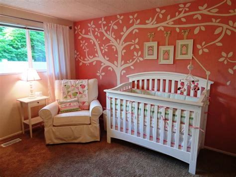 Awesome Baby Girl Nursery Ideas And Themes
