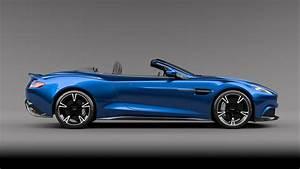 Aston Martin V12 Vanquish : 2017 aston martin vanquish s volante gets updated 600 hp v12 autoevolution ~ Medecine-chirurgie-esthetiques.com Avis de Voitures