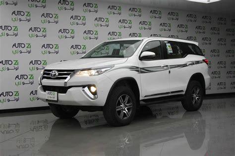 Toyota Fortuner 2019 2019 toyota fortuner autoz qatar
