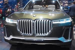 Bmw X7 2017 Prix : bmw x7 concept damaged on its way to the detroit auto show ~ Accommodationitalianriviera.info Avis de Voitures