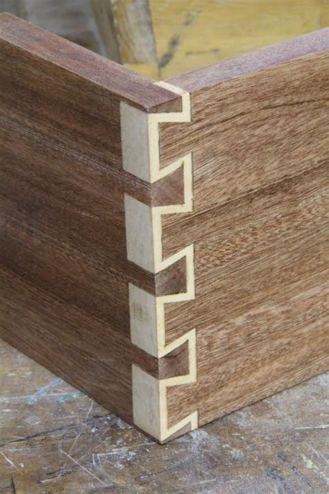 inlay dovetails learn woodworking beginner