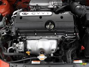 How Does A Cars Engine Work 2009 Kia Borrego Seat