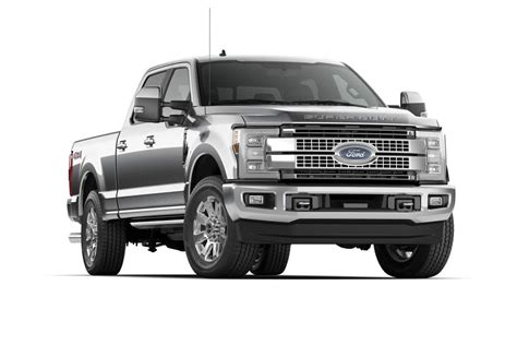 2019 Ford® Super Duty F350 Platinum Commercial Truck