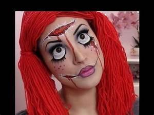 Living Dead Doll Makeup Tutorial  Saubhaya Makeup