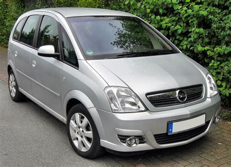 Opel Meriva by Opel Meriva Wikiwand