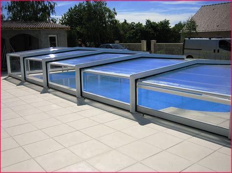 abri de piscine occasion abri piscine 10x5 occasion
