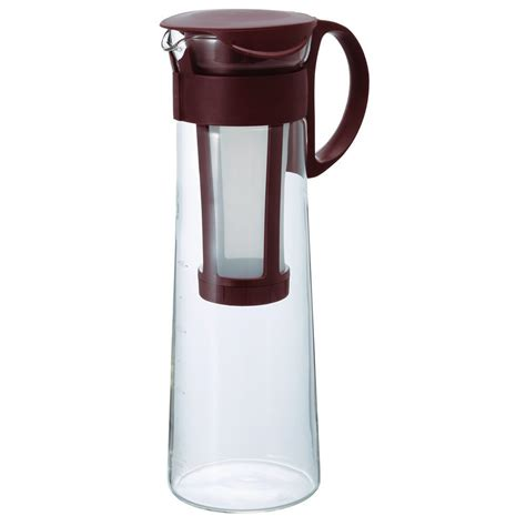 Hario Mizudashi Cold Brew Coffee Pot Brown 1000ml (MCPN 14CBR)