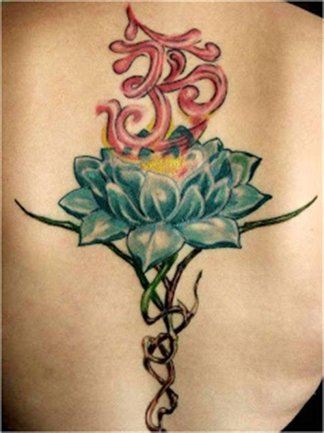 trend tattoo styles unique lotus tattoo