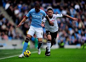 Jerome Boateng in Manchester City v Fulham - Premier ...