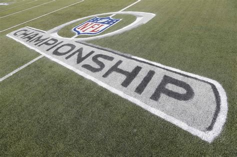 nfl championship weekend odds  bets   spread
