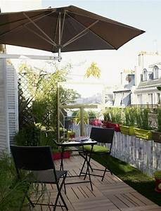 Parasol De Terrasse : le parasol rectangulaire en photos qui va vous inspirer ~ Teatrodelosmanantiales.com Idées de Décoration