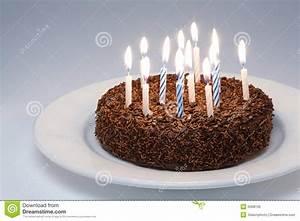 Kuchen 18 Geburtstag : geburtstag kuchen stockfoto bild von geburtstag beleuchtete 5068136 ~ Frokenaadalensverden.com Haus und Dekorationen