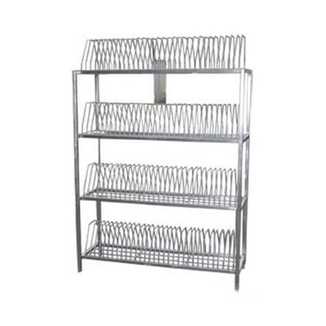 trolley  racks commercial plate drying rack manufacturer  kolkata