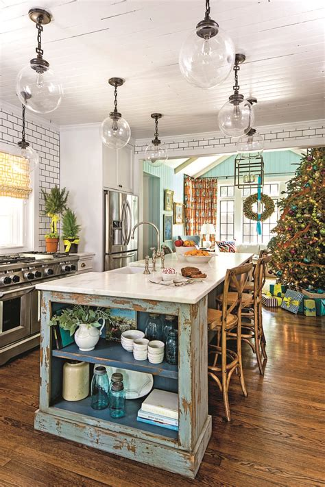 favorite christmas kitchens southern living