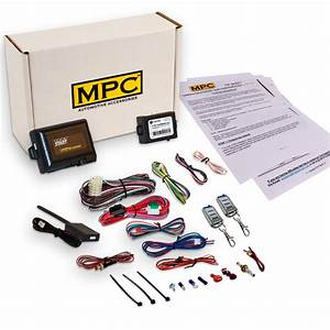 Complete Remote Start Kit With Keyless Entry Fits Ford