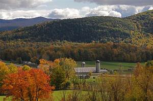 Scenic Photos: Vermont Fall Photos Scenery