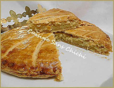 recette galette de pates recette galette des rois 224 la cr 232 me d amandes p 226 te feuillet 233 maison