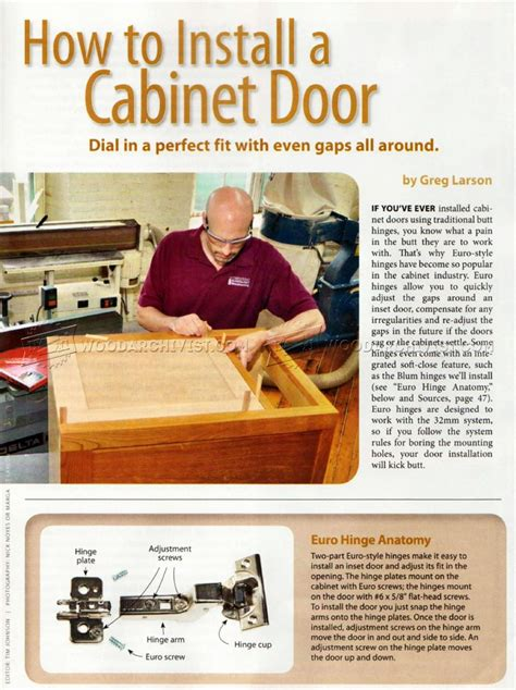 how to replace cabinet drawers how to install cabinet doors woodarchivist