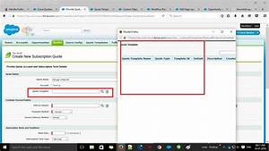 apex unable to retrieve quote templates and products With salesforce sandbox templates