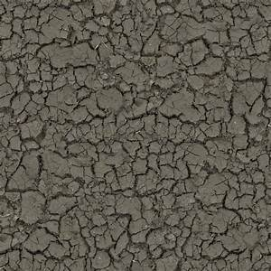 High Resolution Seamless Textures: Mud cracked dirt soil ...