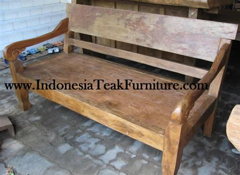 imported indonesian furniture