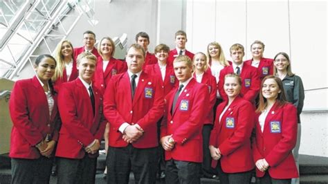 students excel  fall leadership conference galion inquirer