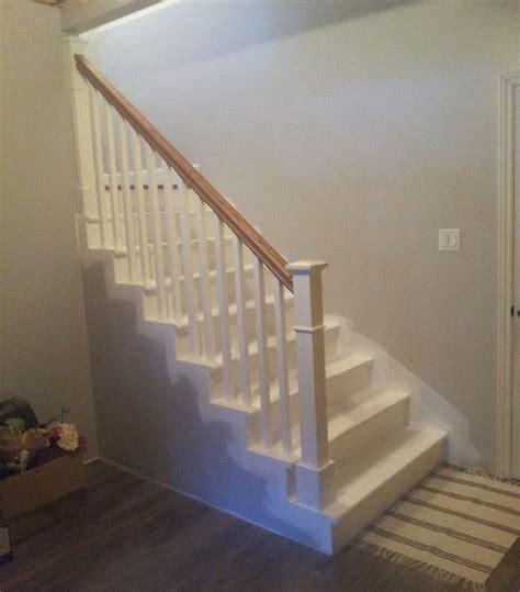 peinture cuisine et bain installer une re d 39 escalier au sous sol