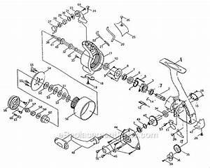 Shakespeare 035 Parts List And Diagram   Ereplacementparts Com