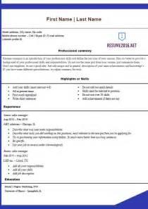 Wordpad Resume Template 10 Free Resume Templates 2016 You Can Use Writing Resume Sle