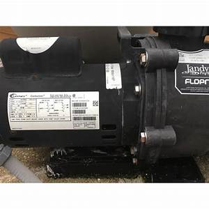 Magnetek A O  Smith 1 Hp Square Flange 56y Up Rate Motor