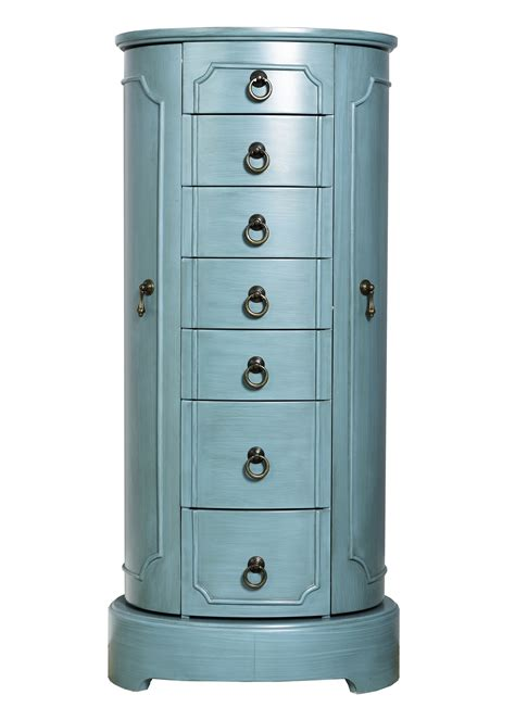 Sears Jewelry Armoire by Hives Honey Bailey Turquoise Jewelry Armoire