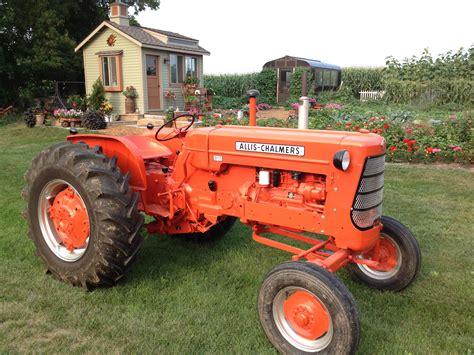 1959 allis chalmers d17 tractors