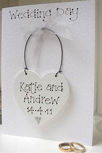 keepsake wedding day card by little bird designs With images of wedding day cards