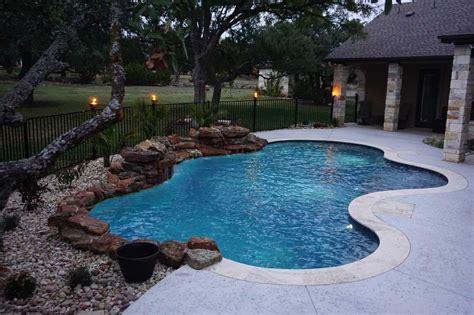 gallery reliant pools austins custom pool builder