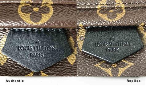louis vuitton palm springs mini backpack fake  real comparison handbagholic