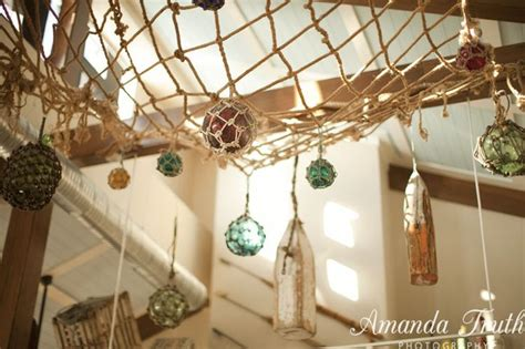 Nautical Ceiling Decorations  Seamanships 30th Pinterest