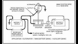 Canadian Energy U2122 - Battery Isolator   101