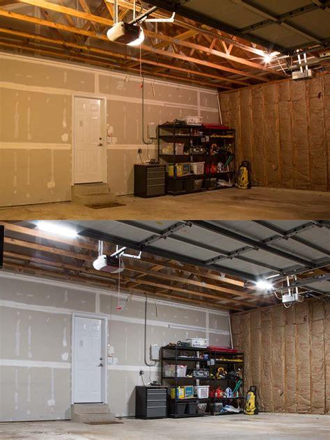 best led lights for garage workshop 30w led shop light garage light 2 3 400 lumens