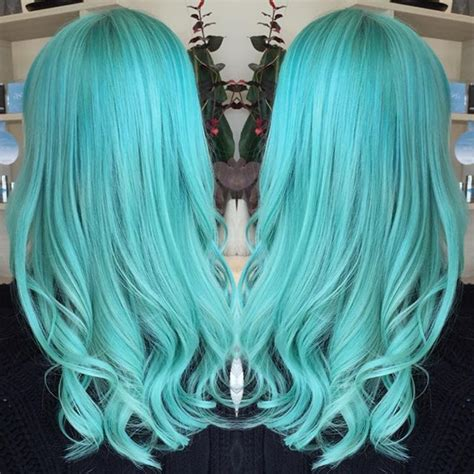 aqua hair color best 25 aqua hair ideas on turquoise hair