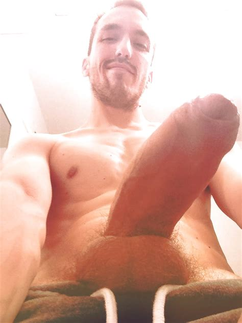 Hot Canadian Guy With Huge And Thick Hot Cock 20 Pics