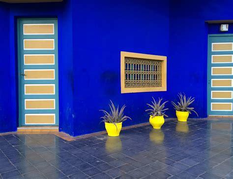 marrakech jardin majorelle kunst und reisen