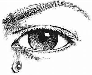 Crying eyes clip art and eyes on - Clipartix