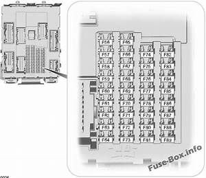 Fuse Box Diagram Ford Transit Connect  2014