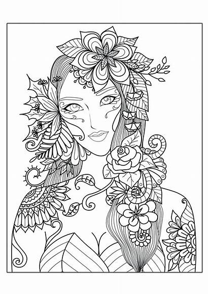Coloring Pages Complex Animal Printable Colorings Getcolorings