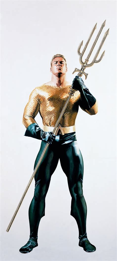 The Aquaman Problem 'neither Fish Nor Fowl…' Hero