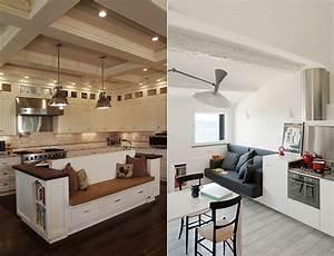 Sofa In Der Küche : die komfortable wohnk che in der kleinen wohnung freshouse ~ Bigdaddyawards.com Haus und Dekorationen